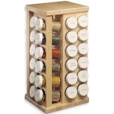 Kitchen Canister Labels Wooden Spice Carousel Spice Jars Spice Jar Labels Jk Adams
