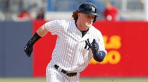clint frazier hair yankees prospect gets haircut si com