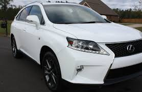 lexus rx 350 accessories for sale forsale 2014 lexus rx 350 f sport 20 000 drive the americas