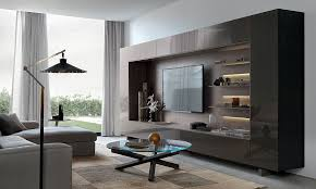 Wall Units Living Room Furniture Modern Wall Units Cabinet Design For Small Living Room High