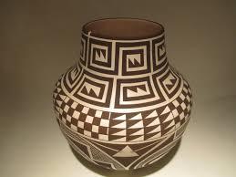 laguna pottery by myron sarracino native american pottery