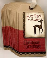 best 25 christmas tags handmade ideas on pinterest diy