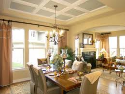 Bedroom Wall Coverings Home Design Coffered Ceiling Dining Room Wall Coverings