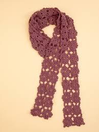 pretty crochet scarf patterns gallery craft pattern ideas
