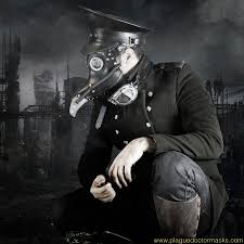 gas mask for halloween costume post apocalyptic plague doctor mask for plague doctor costume cosplay