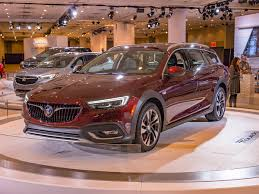 2018 opel insignia wagon 2018 buick regal two new takes on an old favorite kelley blue book
