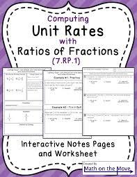 common core unit rate puzzle rates ratios unit rates unit