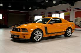 ford mustang limited edition 2007 ford mustang saleen parnelli jones limited edition 108108
