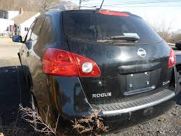 2008 nissan rogue sl 161017 east coast auto salvage