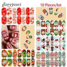 online buy wholesale santa claus nails from china santa claus