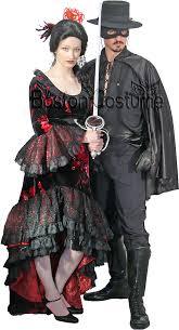 masked bandit u0026 señorita costumes at boston costume