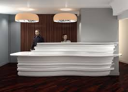 Designer Reception Desks Reception Jpg 600 432 Pixels Corporate Spaces Pinterest