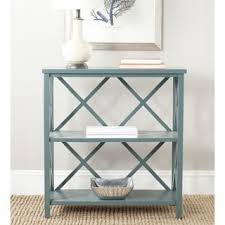 safavieh weymouth distressed ivory bookcase free shipping today
