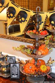 halloween party table decorations halloween party ideas jaderbomb