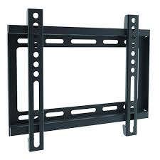 Tv Wall Mount Inland Full Motion Dual Arm Tv Wall Mount For 37 In 70 In Flat