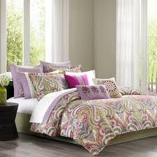 total fab purple paisley comforters u0026 bedding sets