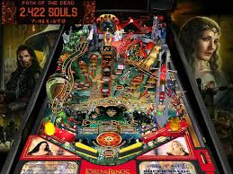 Visual Pinball Tables by Visual Pinball The Lord Of The Rings Youtube