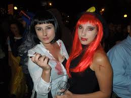 spectacular halloween costumes movie music and tv inspired costumes at west hollywood u0027s