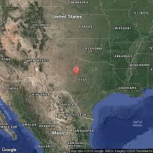 Texas Coast Map Beach Camping In Texas Usa Today