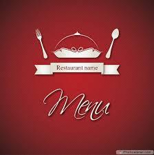 restaurants menu templates free restaurant menu free designs elsoar restaurant menu with the dish spoon fork