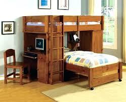 l shaped bunk beds with desk ikea loft bed full schreibtisch me