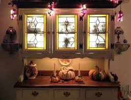 Kitchen Cabinet Inserts Kitchen Cabinet Doors Decorative Glass Kitchen Cabinets