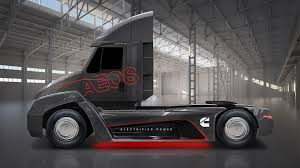 cummins truck wallpaper cummins beats tesla by unveiling first electric truck