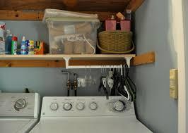 Laundry Room Hangers - teeny tips tuesday clever hanger storage teeny ideas