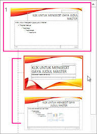 custom design layout powerpoint create or customize a slide master powerpoint