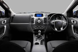 2011 ford ranger interior technology detailed photos 1 of 10