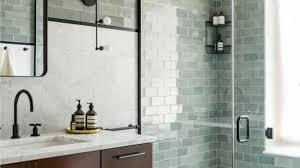 glass tile bathroom ideas glass tile bathroom homefield ideas 20 verdesmoke glass tile