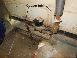 Plumbing In Basement Problems With Galvanized Steel Water Pipes