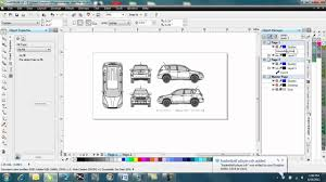 car wrapping design software how to make a vehicle wrap template in corel draw