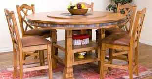 Southwestern Living Room Furniture The Most Southwestern Style Dining Tables Regarding