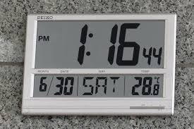 file led digital wall clock seiko jpg wikimedia commons