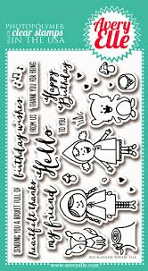 Avery Invitation Cards 349 Best Sb Avery Elle Images On Pinterest Cards Clear Stamps