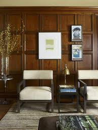 stained wood panels dark stained wood paneling houzz