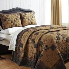 braden quilted bedding set 3pc dl country barn
