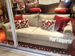 pier one sofa bed best home furniture decoration