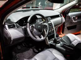 land rover interior 2016 rover discovery sport interior