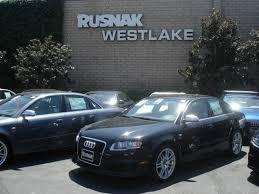 westlake audi rusnak westlake audi thousand oaks ca 91362 car dealership and
