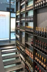 wine wall obikà brera milan italy meganolmaniac pinterest
