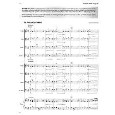 all for strings score and manual book 2 shar music