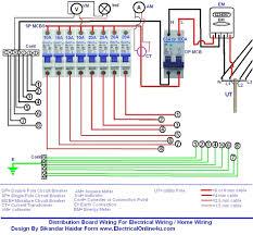 circuit breaker wiring diagram carlplant