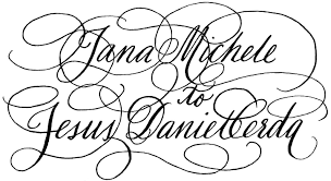 Tattoo Idea Generator 17 Gothic Calligraphy Design Images Different Lettering Styles