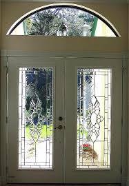 Exterior Door Inserts Glass Door Etching Designs New Front Doors Decorative Glass