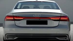 audi a7 2018 audi a7 sportback interior review youtube