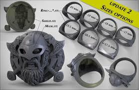 free print ready rings 3d free print ready rings 3d print models cgtrader