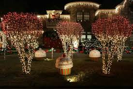Easy Outdoor Christmas Lights Ideas Design Trends Categories Scary Diy Homemade Halloween