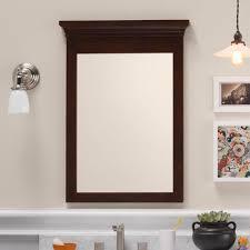 Bathroom Mirror With Shelves Bathroom Mirrors Vanity Mirror Framed Bathroom Mirrors